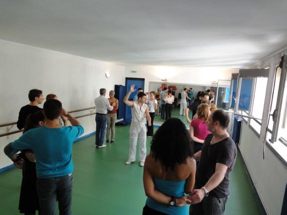 Salsa cubaine avec Nicolas MOYA