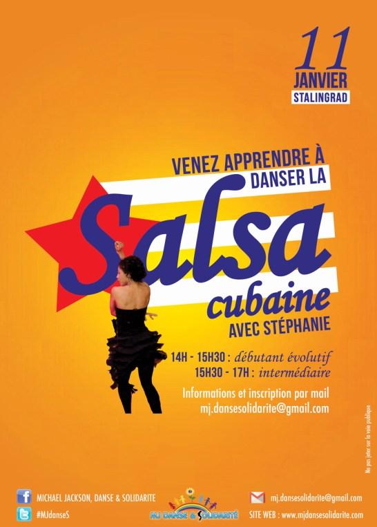 Salsa cubaine le 11/01