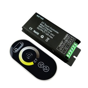 1224V 8A 2Channels CT LED Touch Controller | mjjcled