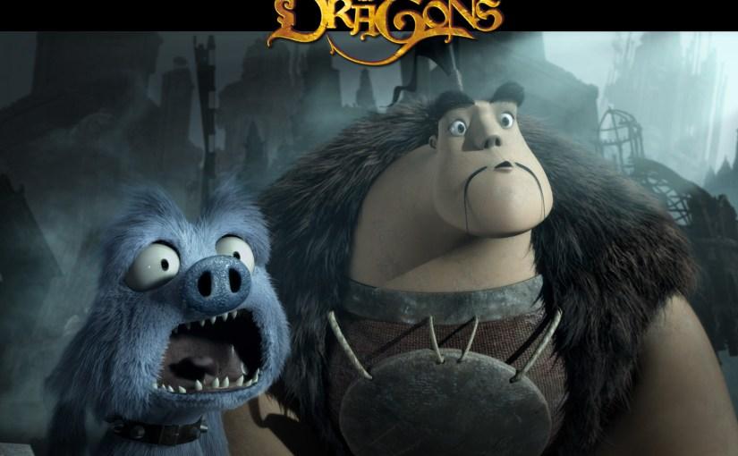 Ciné-Kids : Chasseurs de dragons