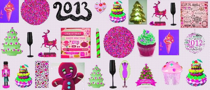 Nous vous souhaitons de délicieuses fêtes de fin d'année !