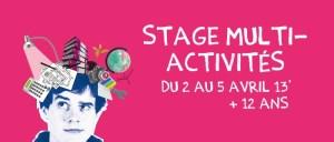 slide multi activités