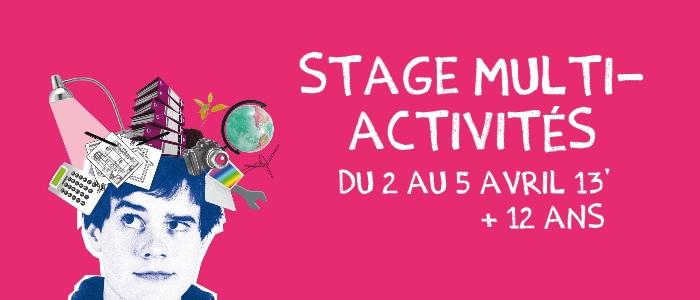Multi, moult activités !!!