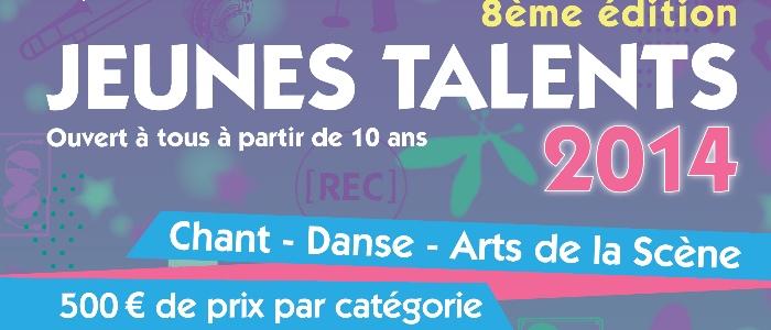 Finale du concours Jeunes Talents 8e édition
