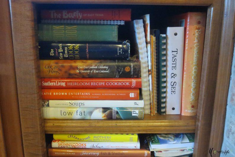 #cookbooks #collectionofcookbooks #mjonesstyle