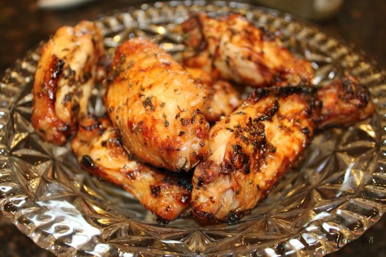#italianchickenwings#grilledchickenwings