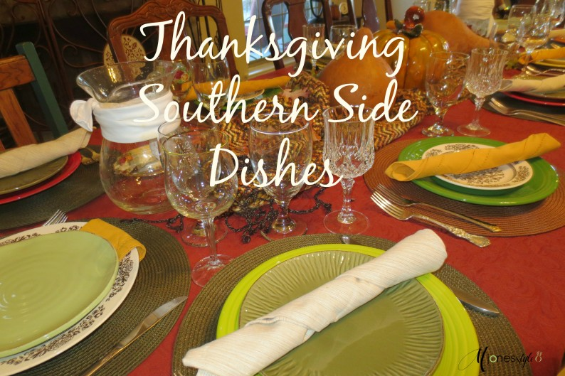 #thanksgivingrecipes#southernsidedishes