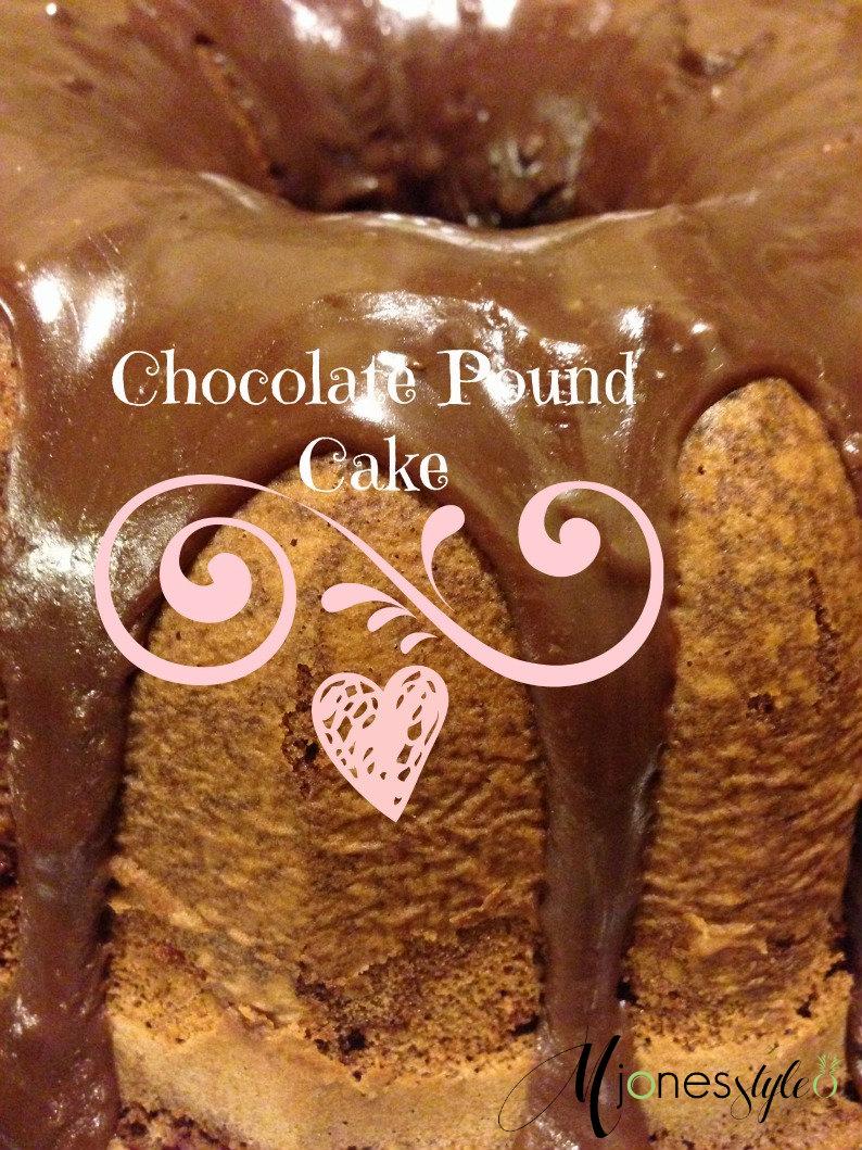 #chocolatepoundcake