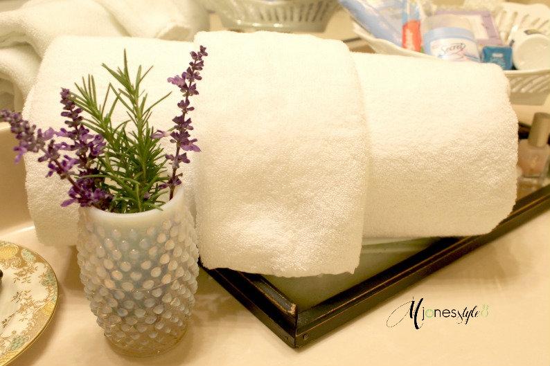 #guestbathroom