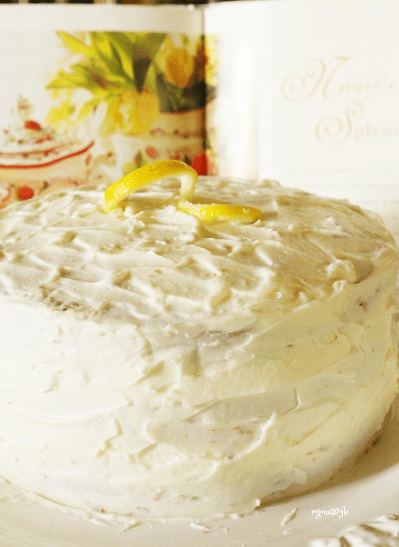 #lemoncake