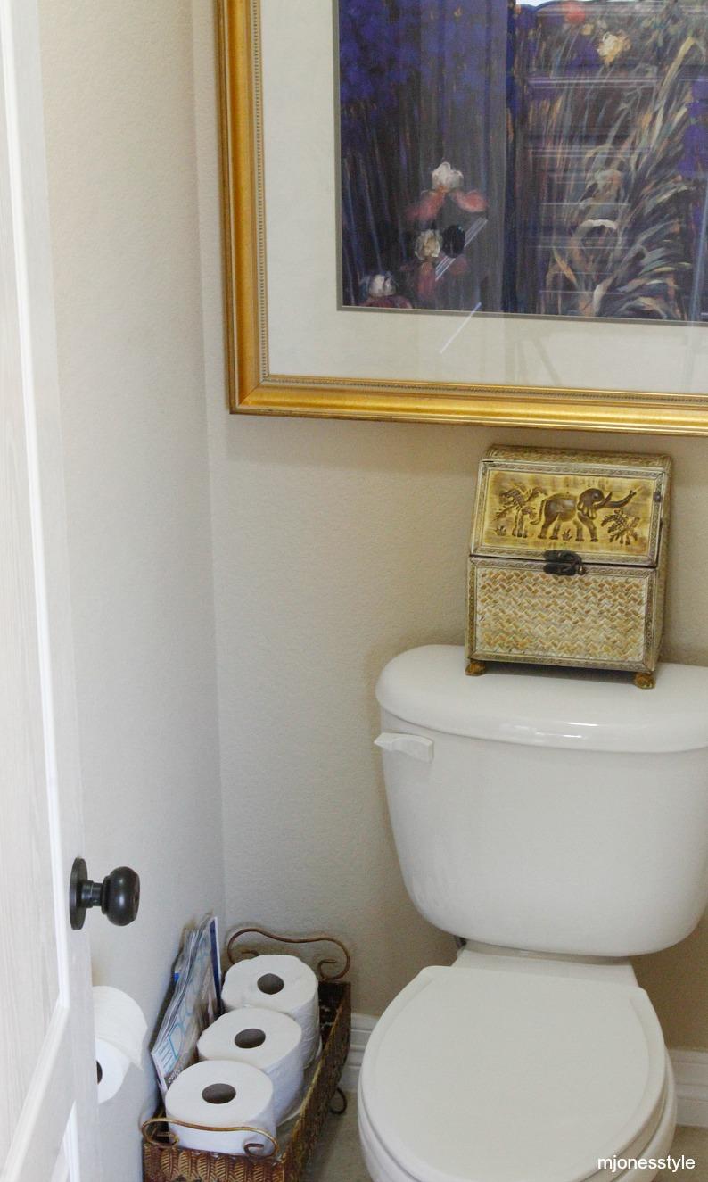 #mjonesstyle #bathroomdecor