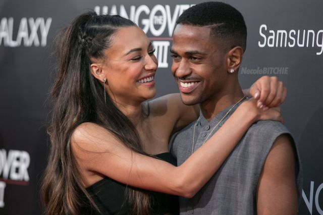 Image result for big sean and naya rivera