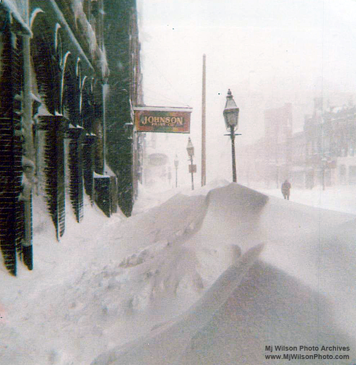 I Survived The Great Boston Blizzard Of 1978 Mj Wilson