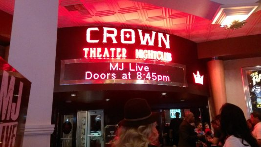 MJ Live Theatre Las Vegas