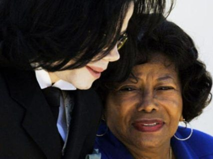 Michael with Katherine