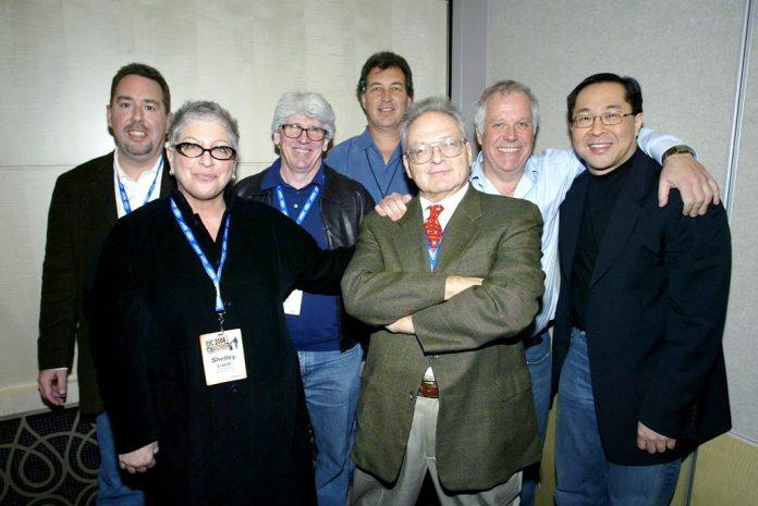 Marty Hom far right