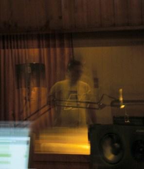 OANNES @ RECORDING STUDIO