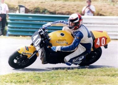 Gallery - Clive Woods Endurance Racing Speed Triple