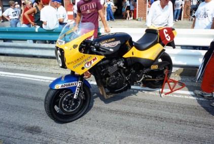 Gallery - Speed Triple Endurance Racer at Snetterton