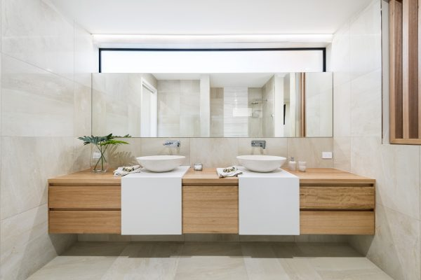 bathroom cabinetry custom built in Albury Wodonga