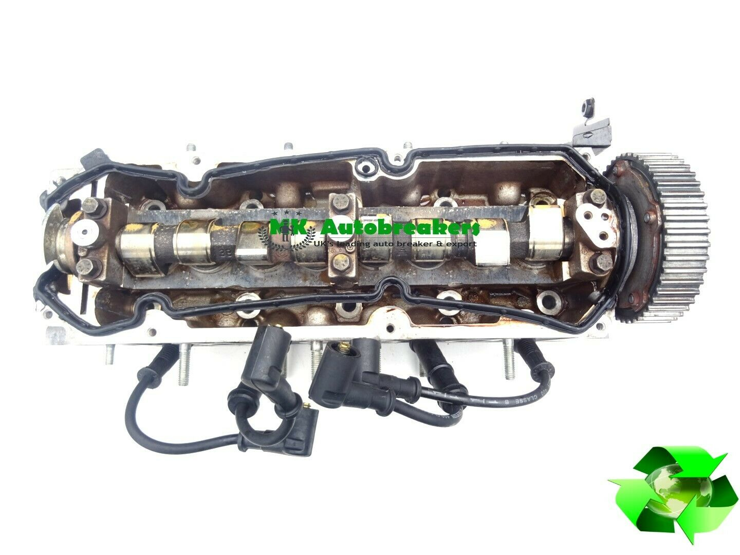 Fiat 500 1 2 Model From 2008-2018 Complete Engine Cylinder Head