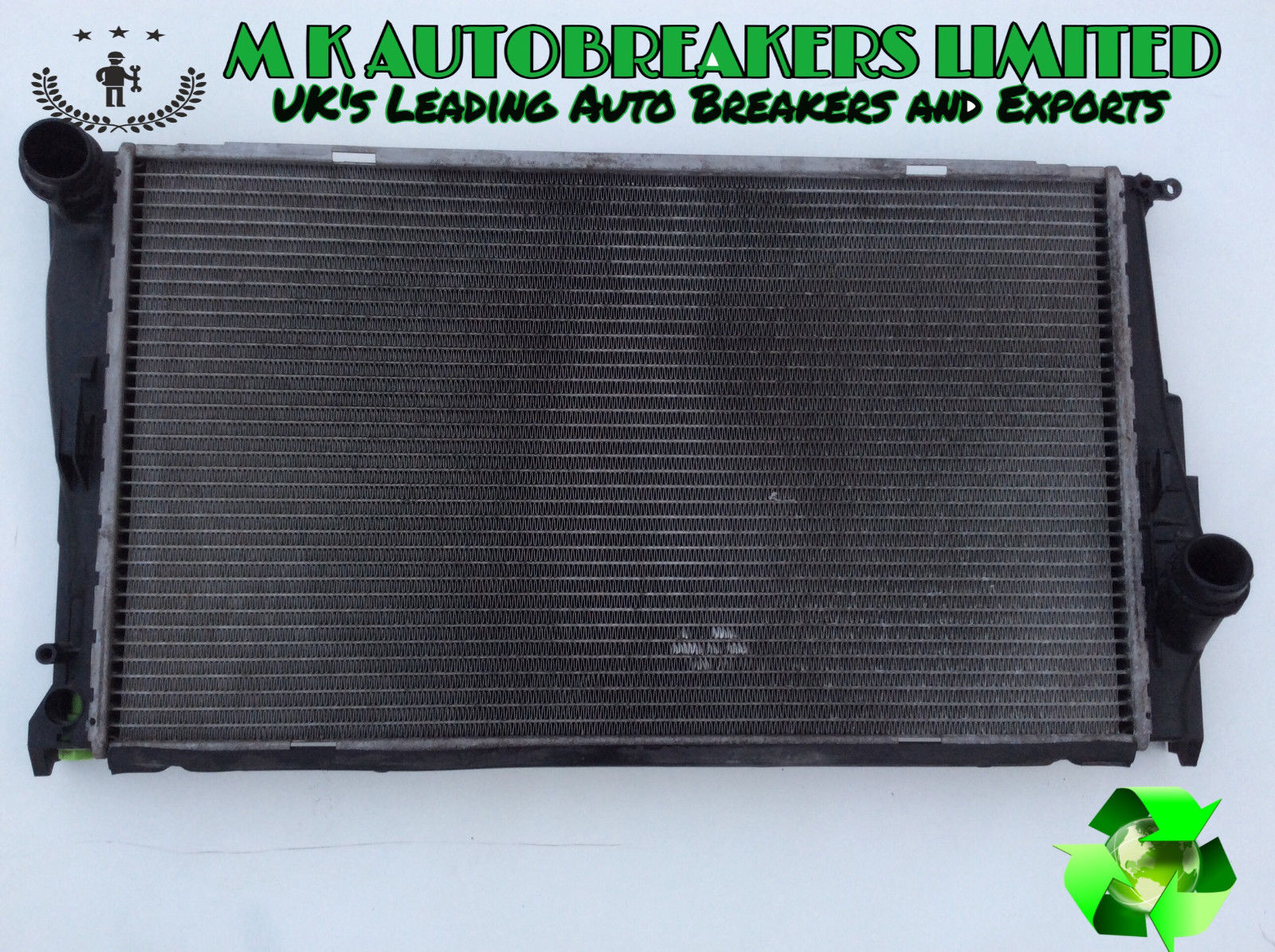 BMW 3 Series Diesel E90 E91 From 05-08 Engine Coolant Water Radiator  (Breaking)