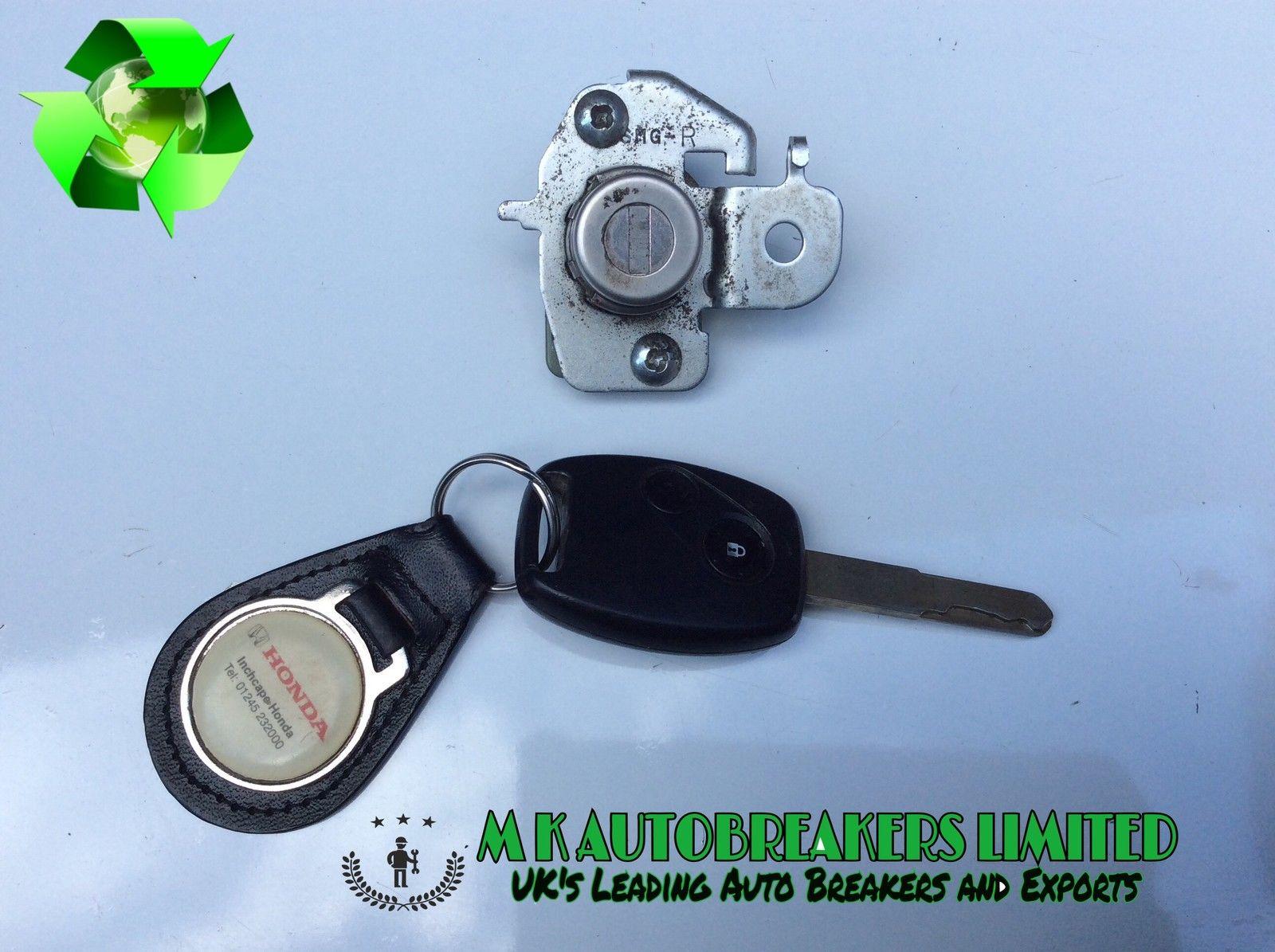Honda Civic MK8 From 06-11 Complete ECU Kit With Key Barel
