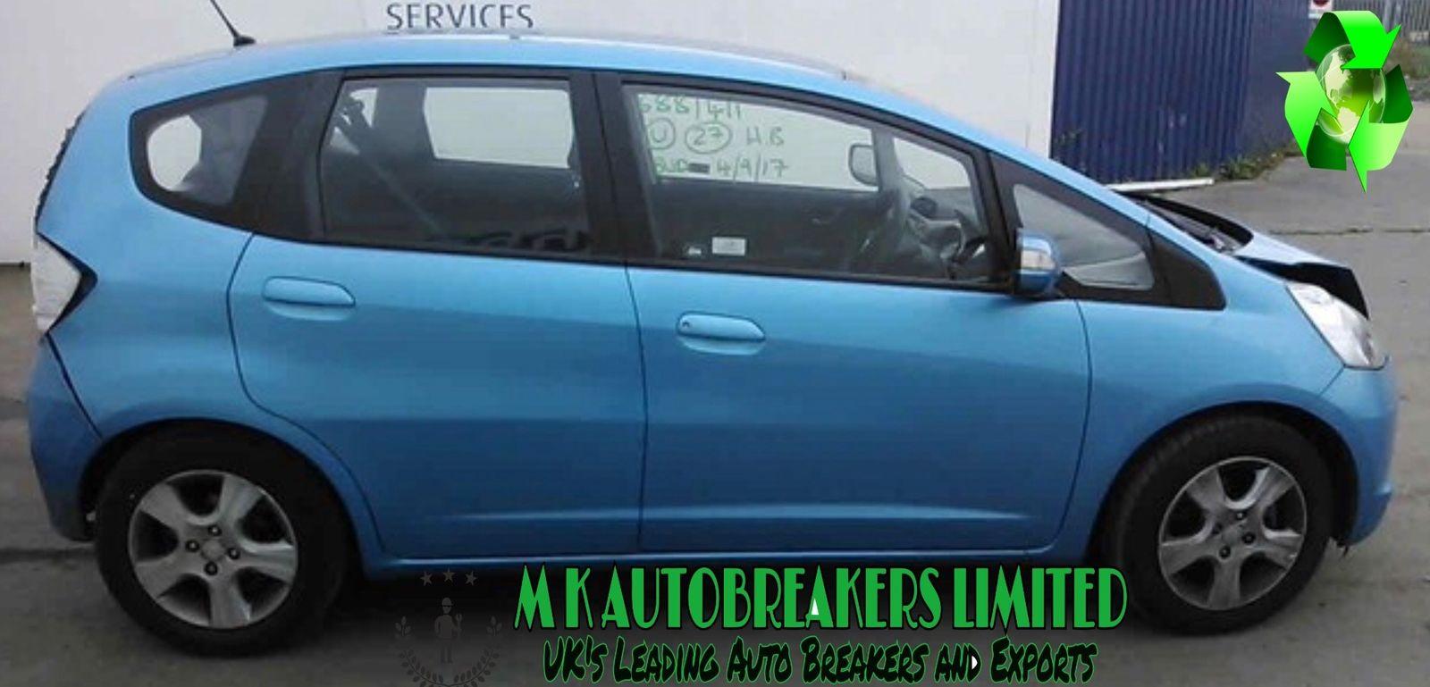 Honda Jazz From 09 11 Front Shock Absorber Passenger Side Mk