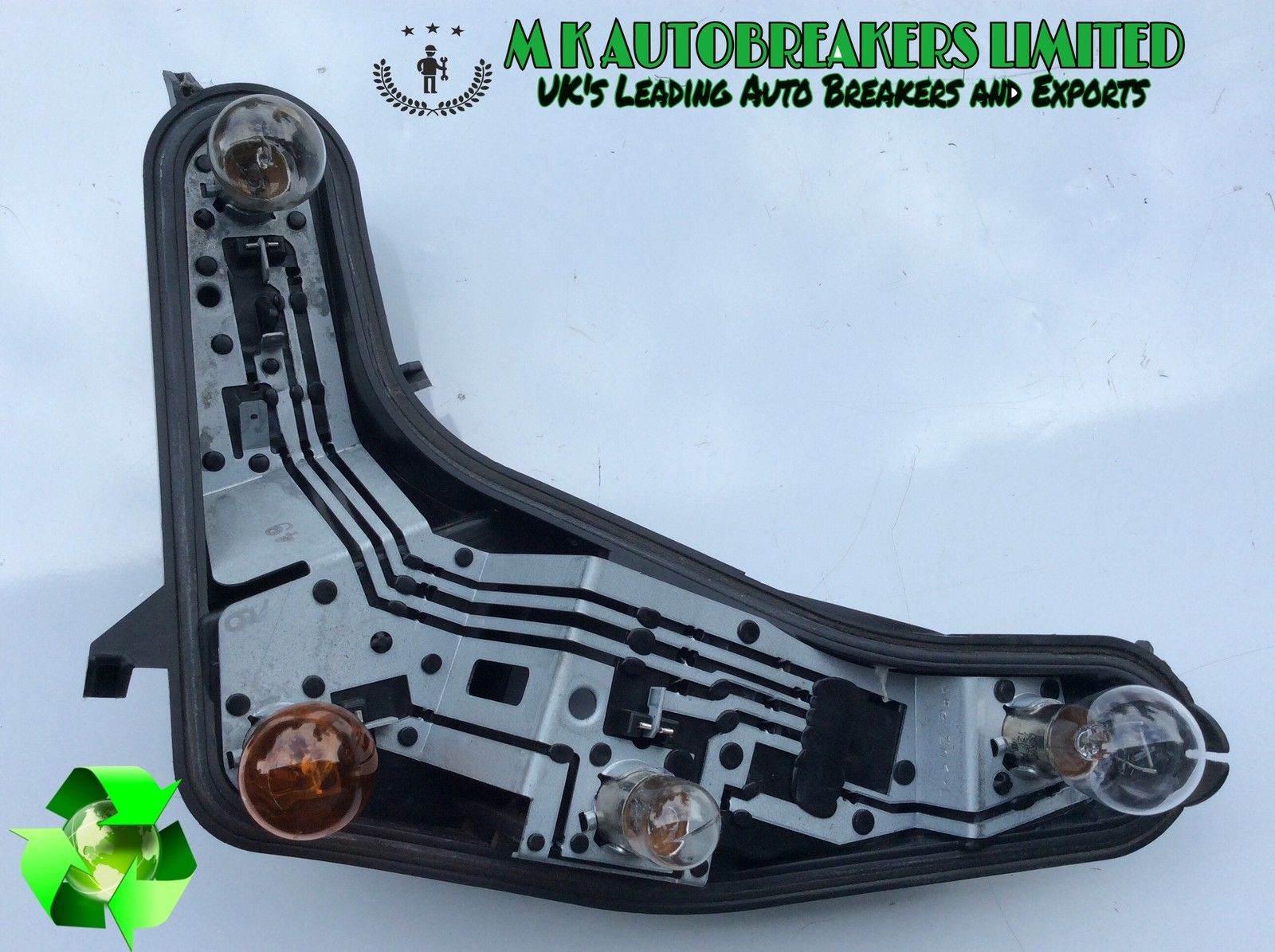 Car Rear Light Assemblies 2006-2009 PEUGEOT 207 MK 1 HATCHBACK ...