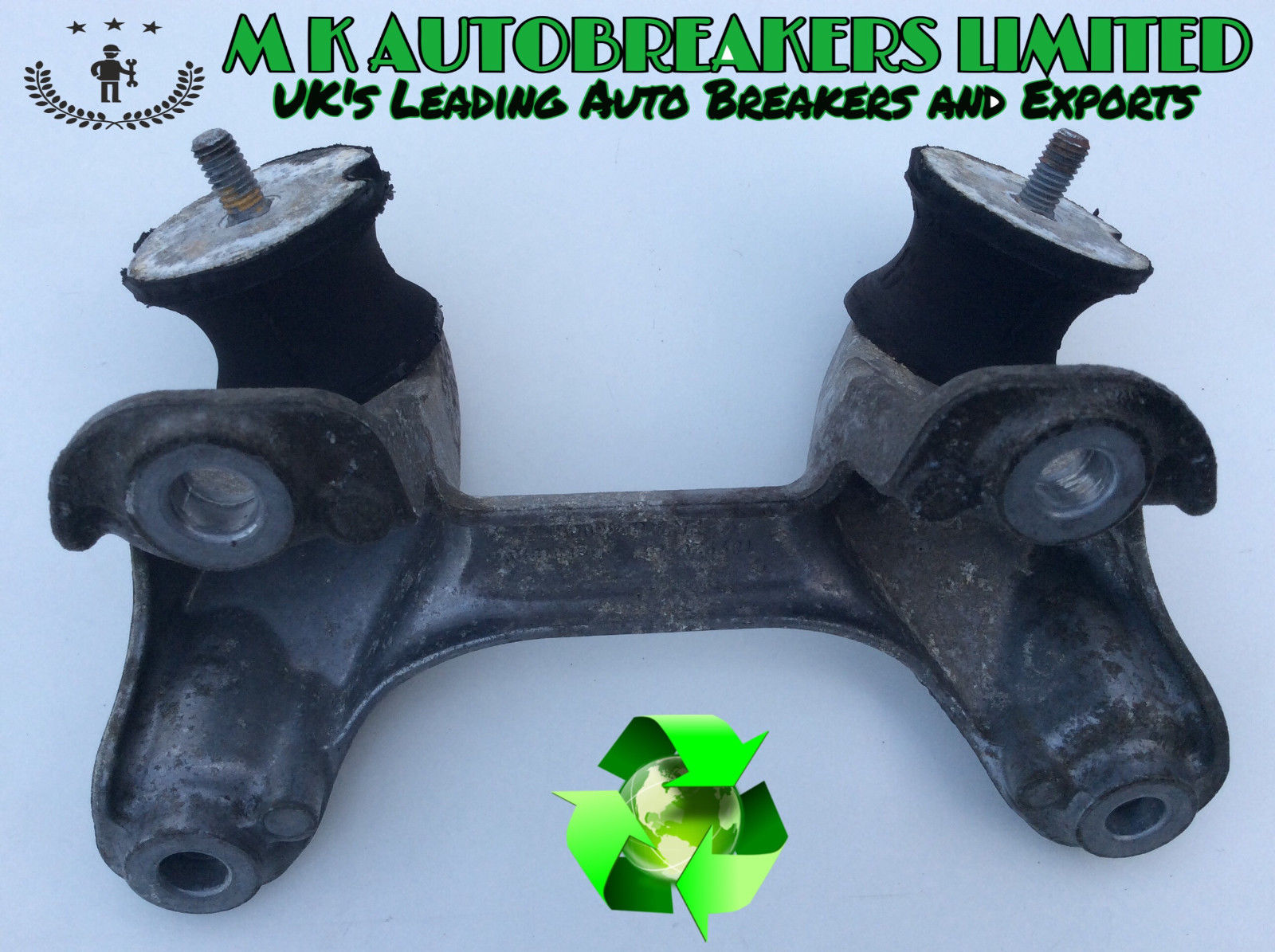 BMW 3 Series Diesel E90 E91 From 05-08 Manual Gearbox Mount (Breaking For  Parts)