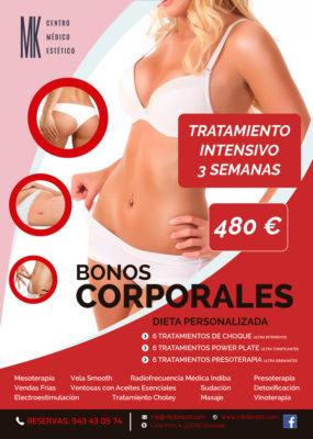 MK Donosti: Oferta Bonos Corporales