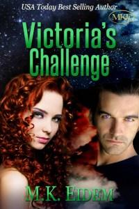 Victoria's Challenge website