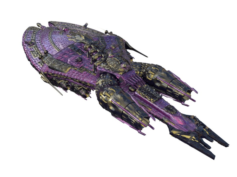 The Sheeban Starship and Metaphor