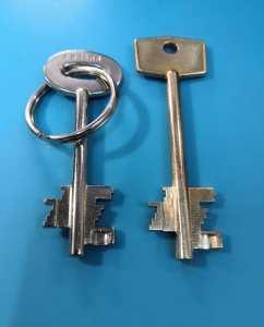 копия ключа для сейфа