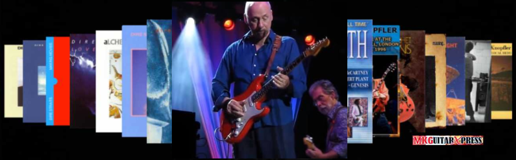 Tab Sultans of Swing Live Mark Knopfler