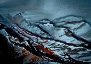 Emma Kelly - 'Misty Rock Mountains' - (53cm x 68cm)