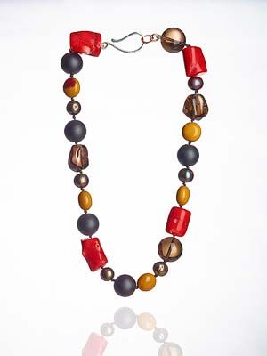 'Necklace' - by Rouge and Co. Designer Jewellery