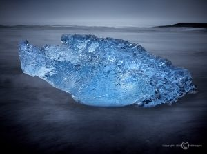Blue Iceburg I
