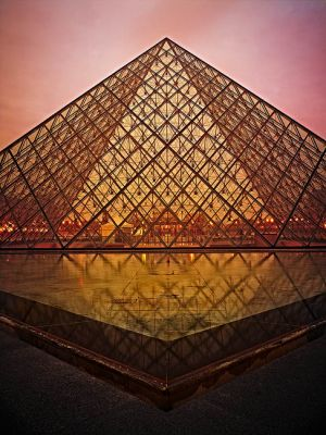 """Louvre III"""