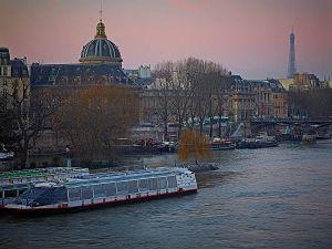 """River Seine I"""