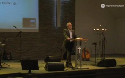 «Den tomme grav» av Pastor Eilif Tveit