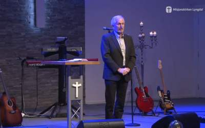 «Det synlige & Det usynlige» del 1 av pastor Eilif Tveit