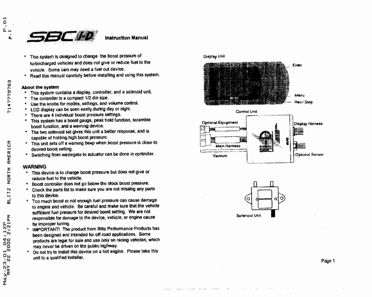 Turbo Timer Wiring Diagram Reddy G 2 Auto Electrical Greddy For 93 Mustang