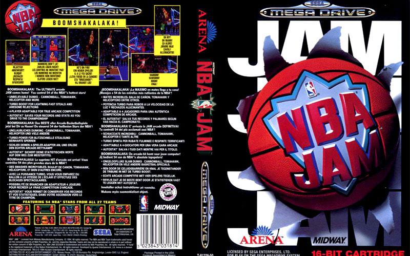 NBA Jam : 17/20