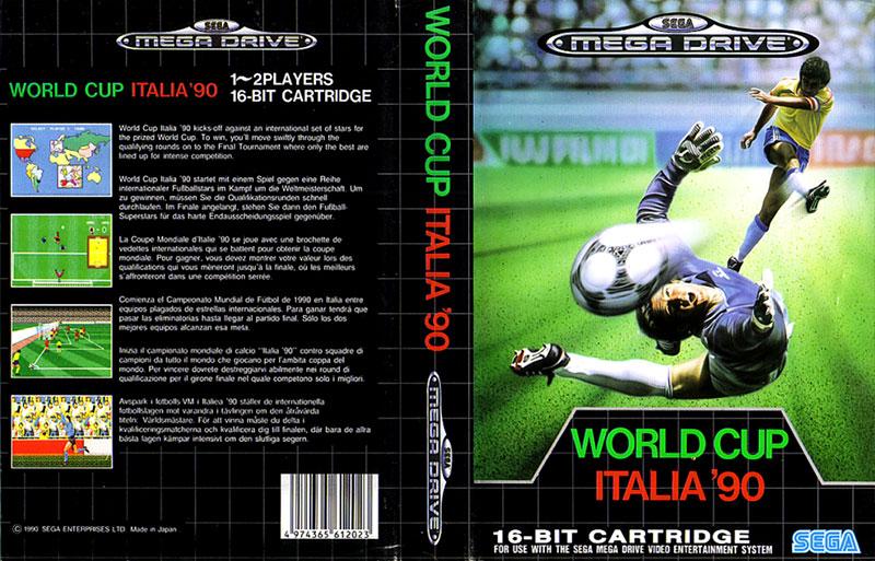 World Cup Italia 90 : 13/20