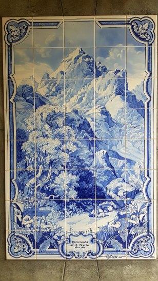 Un bel azulejo