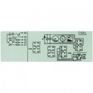 Repair Parts 1318  MKP Parts