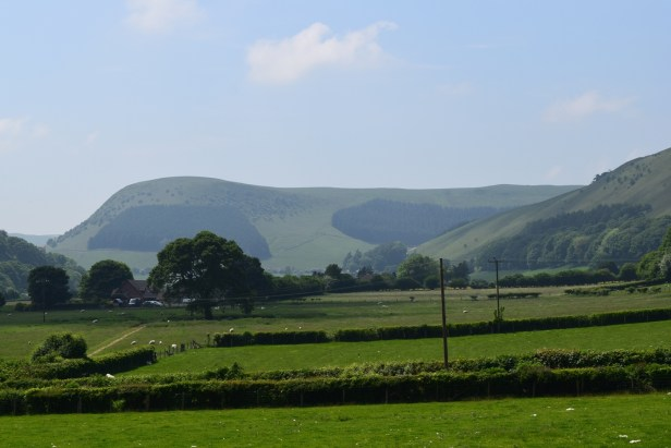 Cambrian Mountains - Radnor Forest landscape