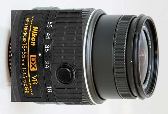 AF-S DX Nikkor 18-55mm f3.5-5.6 kit or Nikon DSLR camera