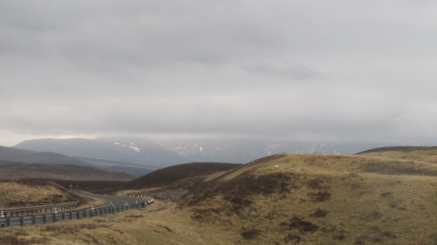 Northwest Highlands with post-glacial character
